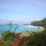 Miami beach view near apt