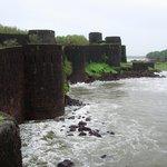Fort in Malwan