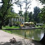 Podzámecká zahrada (Chateau Garden)