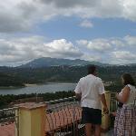 view over lake at I filadelfi