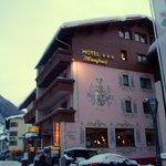 Hotel Manfred Foto