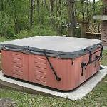 Hot Tub 7 person we used