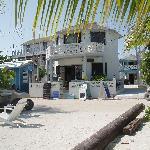 Front of Costa Maya