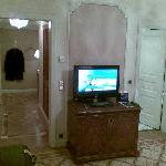 Corridor of room 402