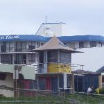 view apartments from beach