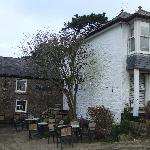 The White House - next to the Tinners Arms