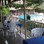 Butare- Credo - Bar and Pool area
