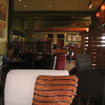 Kigali - Bourbon Cafe - an African Starbucks-look-alike!
