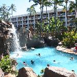 Pool at the Grand Wailea