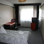 ホステル メルヴァイクの部屋の様子