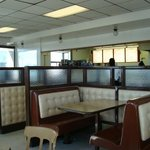 Blake's Lotaburger - Clean dining room..the same at every location