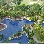 Pool at Putrajaya Marriott