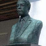 Statue of Roka Tokutomi / 徳富蘆花の像