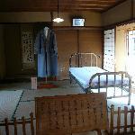 Roka's final room / 蘆花が亡くなった部屋