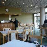 Cafe Hototogisu / 喫茶室「不如帰」店内