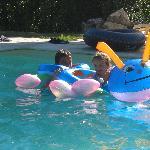 Les plaisirs de la piscine : Le Mayne de Boulède