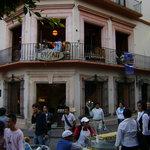 Frascati and Hotel Diego