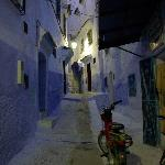 Une ruelle de Chaouen