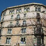 Hostal Oliva, Passeig de Gracia
