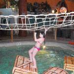 Cargo net fun