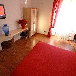 camera stupenda,pulita,moderna e silenziosa