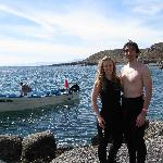 scuba diving off coronado (w/ Dolphin Dive Center in Loreto)