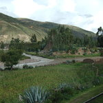 Moving down the valley to Cusco