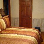 Tumbleweed Room (walk-in closet door)
