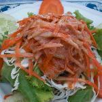 the delicious salad