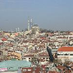 View from Rooftop Restaurant - Marmara