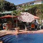 Hacienda Mosaico Pool