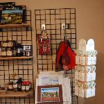 gift shop at butterfly creek winery