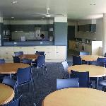Kitchen/dining area, 2nd floor.