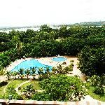Vue splendide :Piscine, Jardin, Fleuve Niger