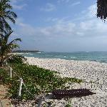 Encore la plage