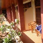 Masa Inn - Balcony