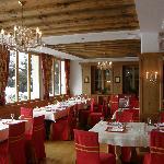 Hotel Adler Dining Room