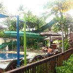Water Slide - Bali Dynasty Resort