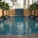 front pool