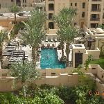 pool accessed rooms