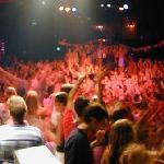 clubbing scene surrounding hotel