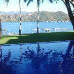 poolside at lago escondido