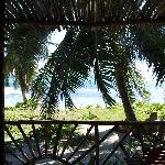 Akbol beachfront cabana