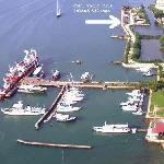 view of Cebu Yacht Club