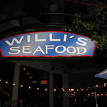 willi's seafood - not to be missed
