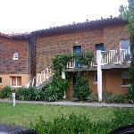 Une partie de la résidence