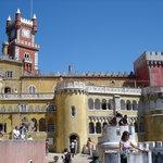 portogallo castello sintra