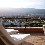 Penthouse room terrace