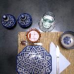 Ceramic morning set