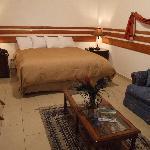 foto del cuarto suite